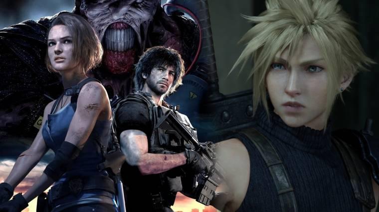 Resident Evil 3 és még öt játék, amire érdemes odafigyelni áprilisban bevezetőkép
