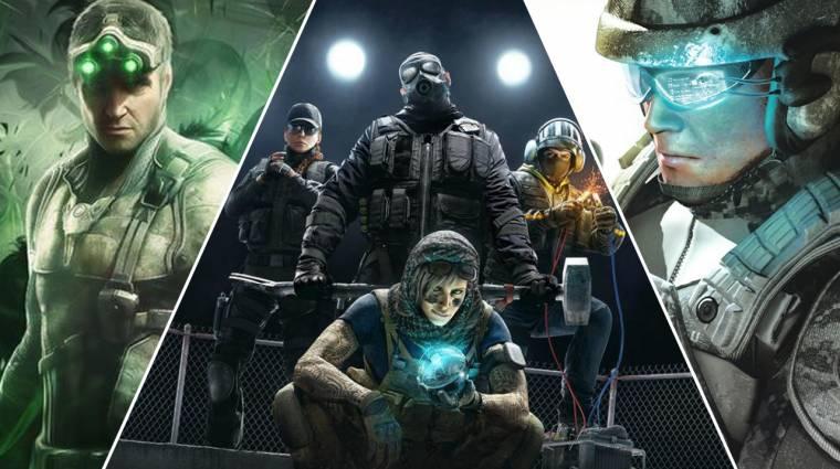 Mi köze van valójában Tom Clancy-nek a Tom Clancy's játékokhoz? bevezetőkép
