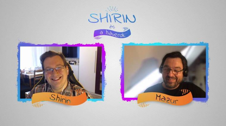 Mazur nemrég Shirin vendége volt, nézd meg teljes beszélgetésüket bevezetőkép