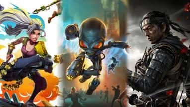 Az elmúlt évek legjobb júliusa lesz az idei játékmegjelenések szempontjából fókuszban