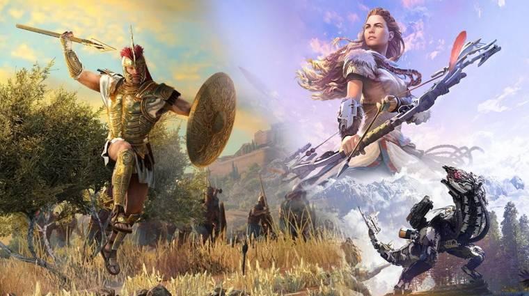 Horizon Zero Dawn és még 5 játék, amire érdemes figyelni augusztusban bevezetőkép