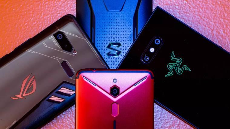 Szavazz: te vennél kifejezetten gamer telefont? bevezetőkép