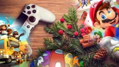 Mi ezeket játsszuk együtt a családdal karácsonykor kép