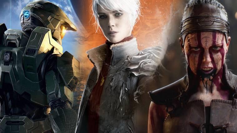 Videóban mesélünk 2021 legjobban várt Xbox játékairól bevezetőkép