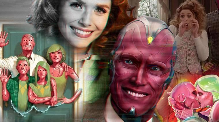 A WandaVision ebből a Marvel képregényből (is) merít ihletet bevezetőkép