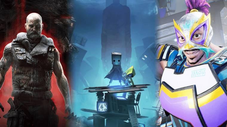 Alig jönnek új játékok februárban, de lesz néhány érdekesség bevezetőkép
