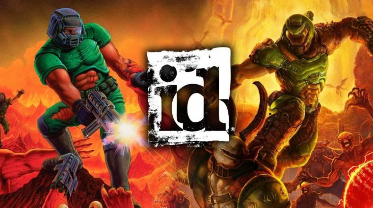 Videóban mesélünk az id Software történetéről bevezetőkép
