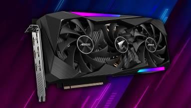 Az AORUS GeForce RTX 3070 MASTER 8G egy igazi szörnyeteg kép