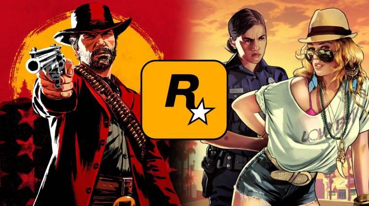 Videóban mesélünk a Rockstar Games történetéről bevezetőkép