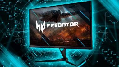 Acer Predator XB323U teszt - minden szempontból hatalmas kép
