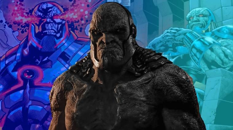 Videóban meséljük el, hogy folytatódott volna Darkseid története Az Igazság Ligája után bevezetőkép