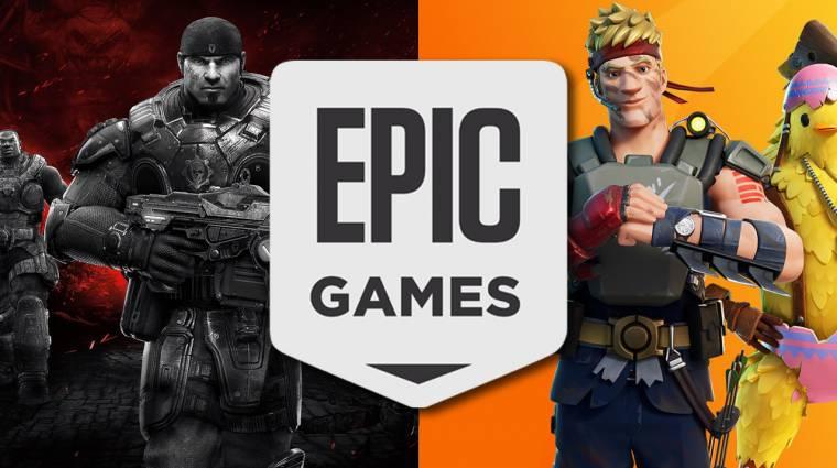 Harmincéves a játékipar motorja – az Epic Games-történelem bevezetőkép
