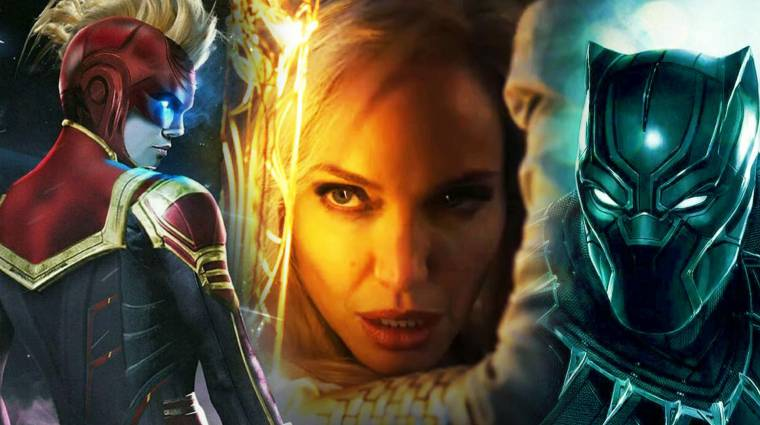 Megmutatták az Örökkévalók első képsorait, címet kapott a Fekete Párduc és a Marvel Kapitány folytatása bevezetőkép