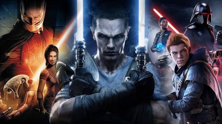 Star Wars játéktörténelem: több évtized a messzi-messzi galaxisban bevezetőkép