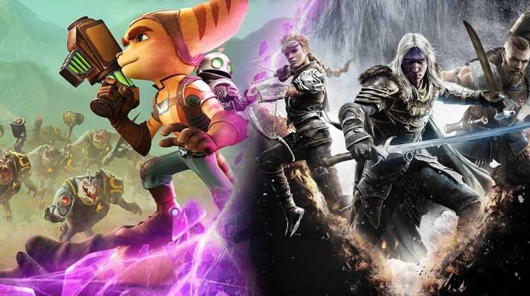 Ratchet & Clank: Rift Apart és még 5 játék, amit ne hagyj ki júniusban bevezetőkép