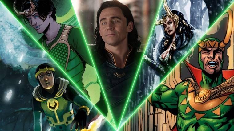 Minden, amit Lokiról tudni érdemes bevezetőkép