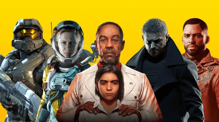 Ezek a 2021-es videojáték megjelenések bevezetőkép