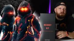 Egy teljes Scarlet Nexus cosplayre elég cuccot kaptunk kép