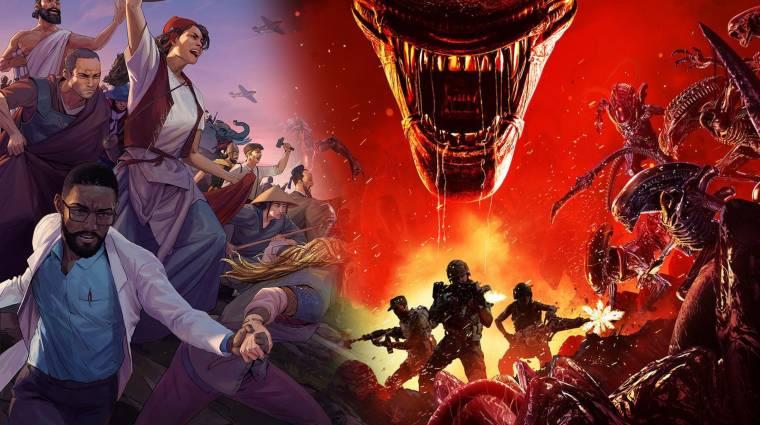 Aliens: Fireteam Elite és még 5 játék, amit ne hagyj ki augusztusban! bevezetőkép