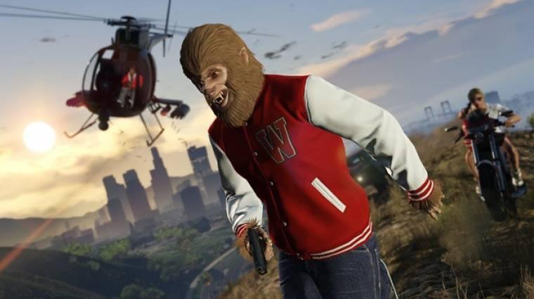 Gondok vannak a GTA Online PlayStation 4-es szervereivel bevezetőkép