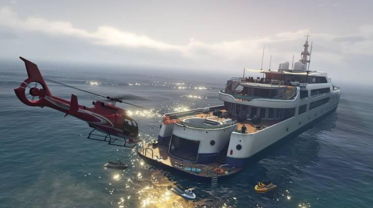 Grand Theft Auto Online - nekem a Los Santos a Riviéra bevezetőkép