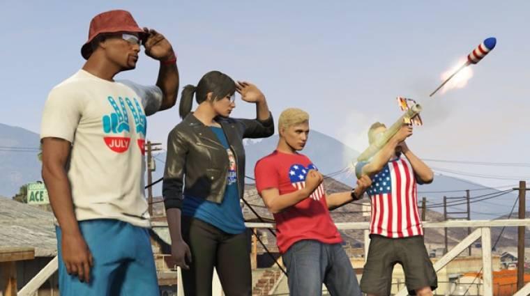 Szilveszterkor is megéri bejelentkezni a GTA Online-ba bevezetőkép