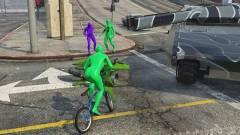 A Grand Theft Auto Online alien jelmezei most mindenkinek ingyenesek kép