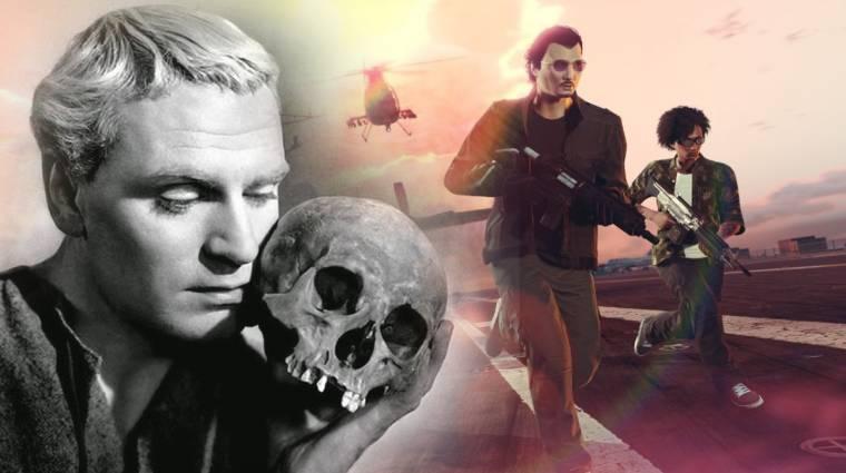Napi büntetés: a GTA Online-ban akarták előadni a Hamletet, nem lett jó vége bevezetőkép