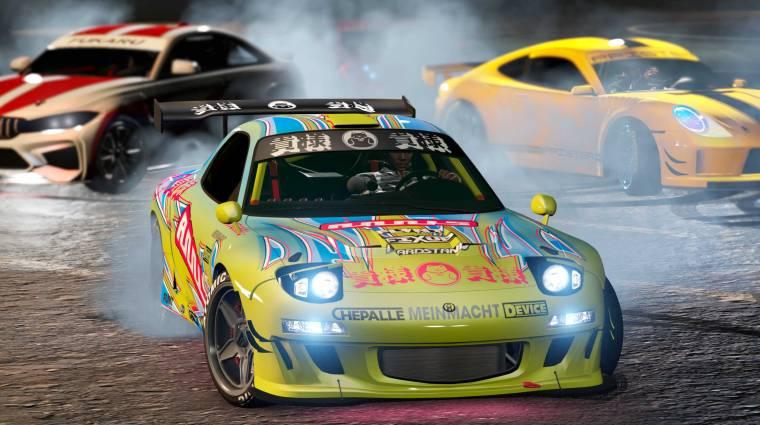 A Need for Speed: Underground hangulat ismét az egekbe emelte a GTA Online-t bevezetőkép
