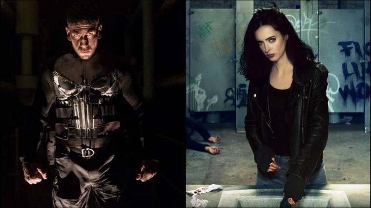 Ismét a Marvelnél vannak Megtorló és Jessica Jones jogai kép