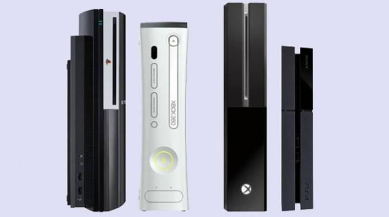 Az eredeti PS4 és Xbox One hardvere készítette elő a hagyományos konzolciklus halálát bevezetőkép
