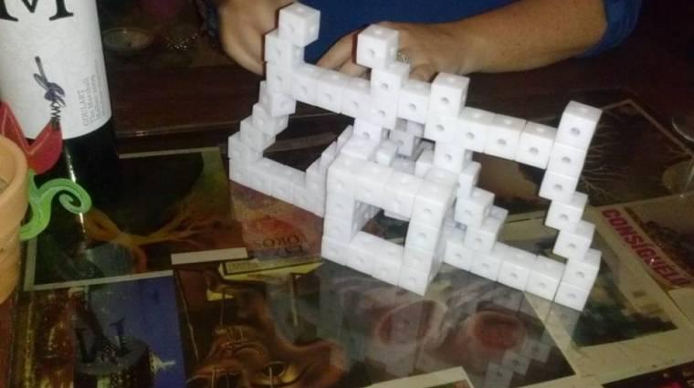 Minecraft ihlette mágneses építőkockás játék készült bevezetőkép