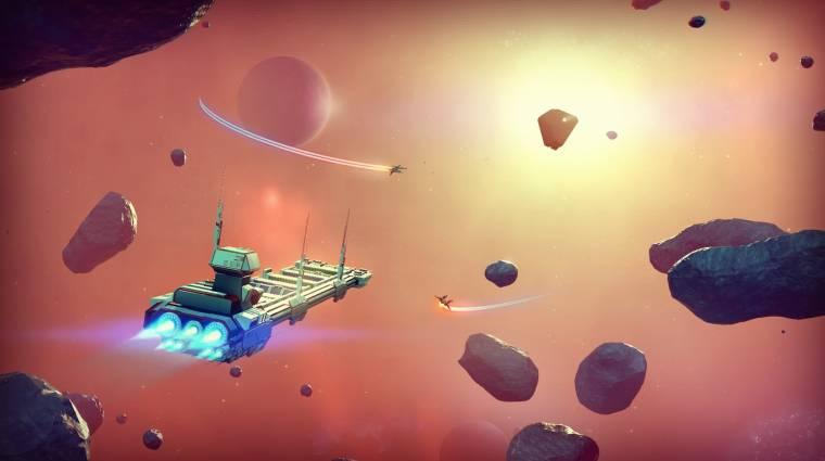 No Man's Sky - nem kell előfizetés az online játékhoz bevezetőkép