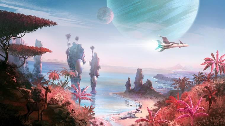 No Man's Sky - tíz perc játékmenet, ami végre jól bemutatja, miről szól bevezetőkép