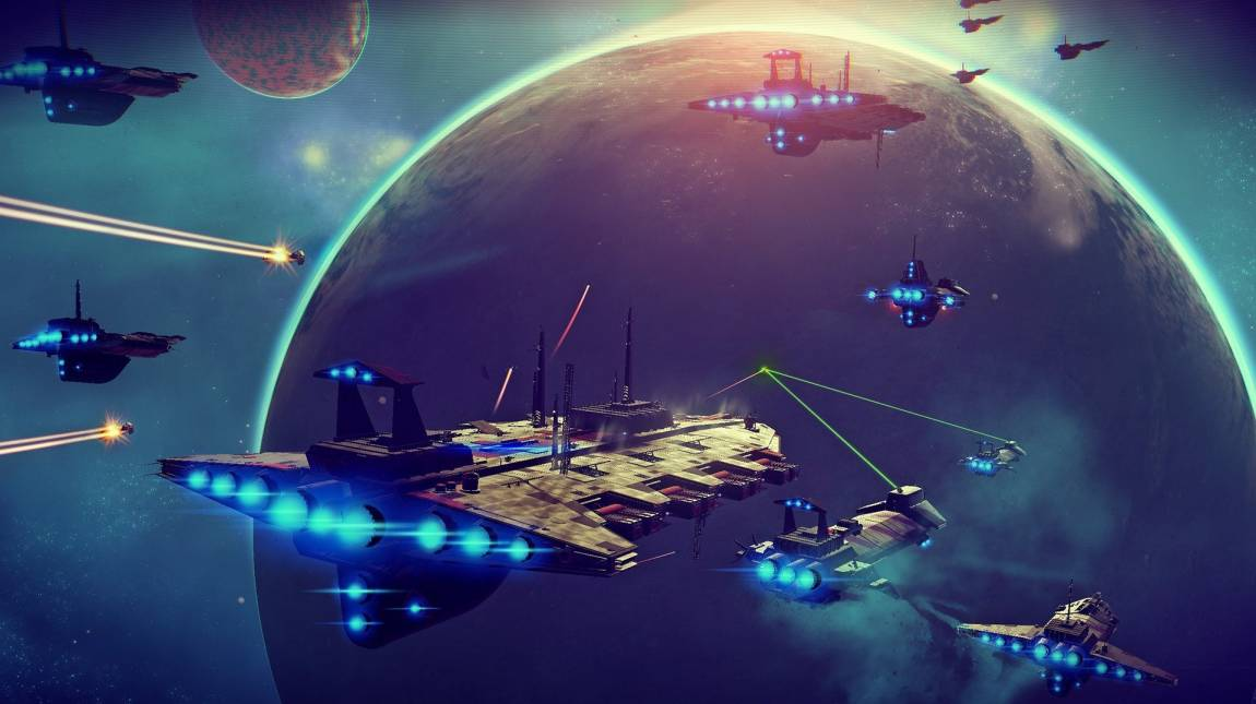 No Man's Sky - ma rajtol a PC-s verzió bevezetőkép