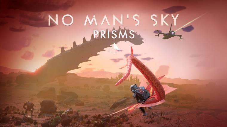 Teljesen átgyúrták a No Man's Sky látványvilágát, le fog esni az állunk bevezetőkép