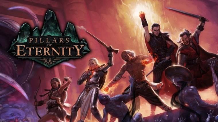 Pillars of Eternity - már készül a kiegészítő bevezetőkép