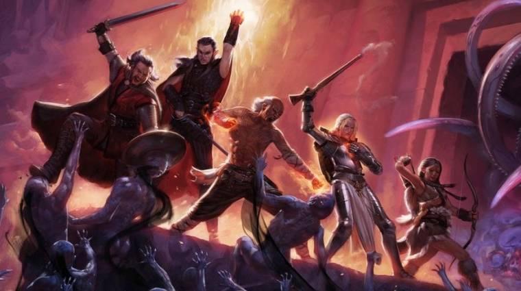 Pillars of Eternity - kártyajáték, társasjáték, mi jöhet még? bevezetőkép