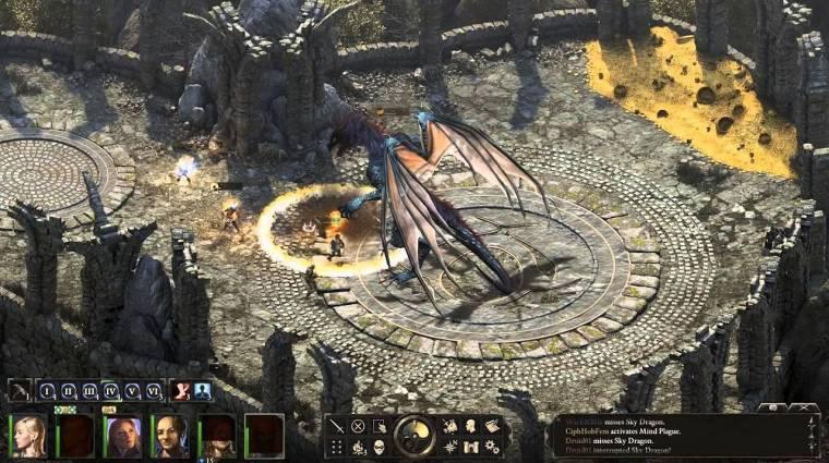 Pillars of Eternity - már a jövő héten jöhet az első patch bevezetőkép