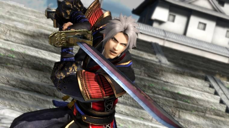 Samurai Warriors 4 trailer - gyere közelebb, menekülj el bevezetőkép