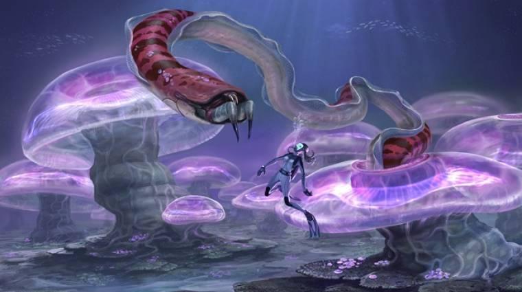 Subnautica - nedves kalandok egy nyitott világban bevezetőkép