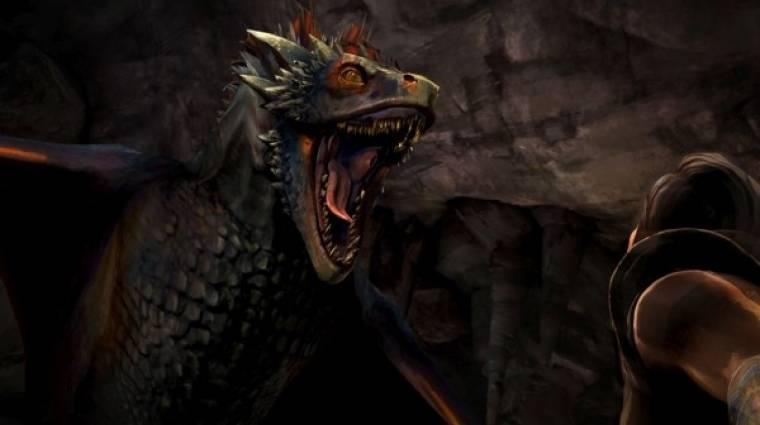 Game of Thrones - Jon Snow és a sárkányok bevezetőkép