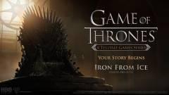 Telltale's Game of Thrones megjelenés - megvan a dátum kép