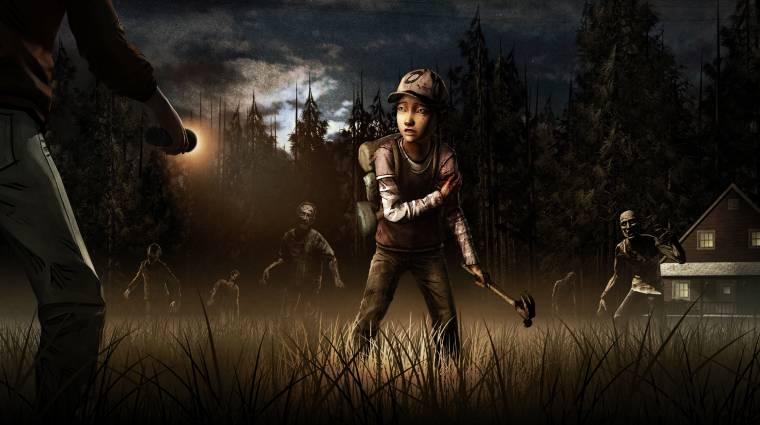 Visszatér a Steamre a Telltale-féle The Walking Dead összes évada bevezetőkép