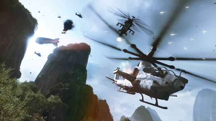Battlefield 4 - ingyenes lett a China Rising bevezetőkép