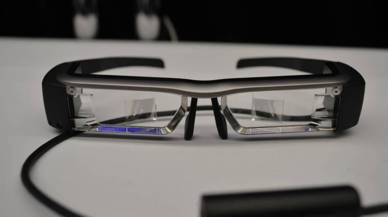 Google Glass rivális az Epsontól kép