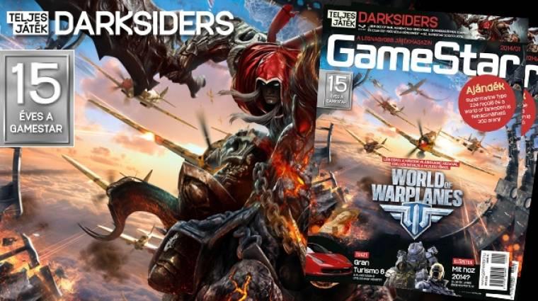 Megjelent a 2014/01-es GameStar! bevezetőkép