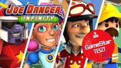 Joe Danger Infinity teszt - mire jó egy törpe kaszkadőr? kép
