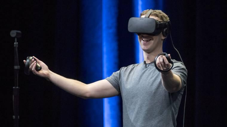 Hamarosan Facebook-fiók kell az Oculus VR-headsetekhez kép