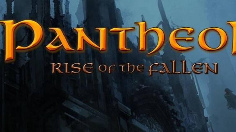 Pantheon: Rise of the Fallen - új MMO a láthatáron bevezetőkép